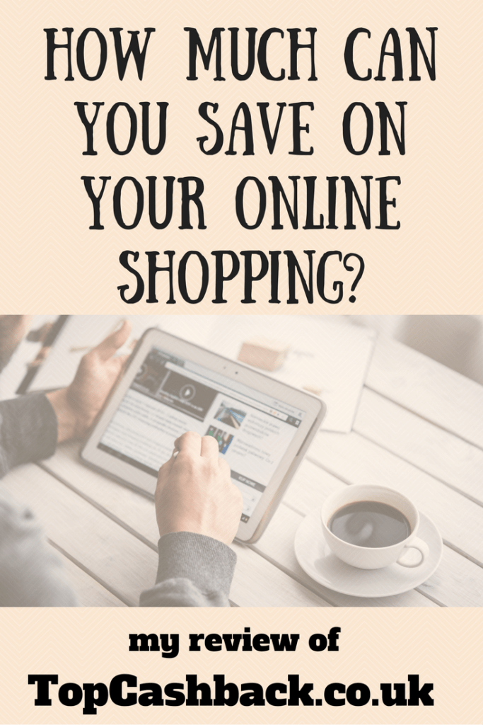 how much money can you save on your online shopping using TopCashback? Check my review to find out