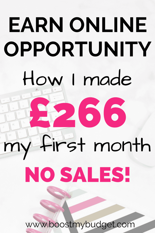 My new favourite way to make money online. No sales, no MLM just you and your computer! I made £266 my first month even though I was completely clueless! This extra money is life changing for me so check it out :) UK only #makemoney #makingmoney #sidehustle #makemomeyonline #girlboss