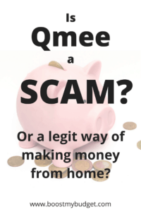 Is Qmee a scam? My review