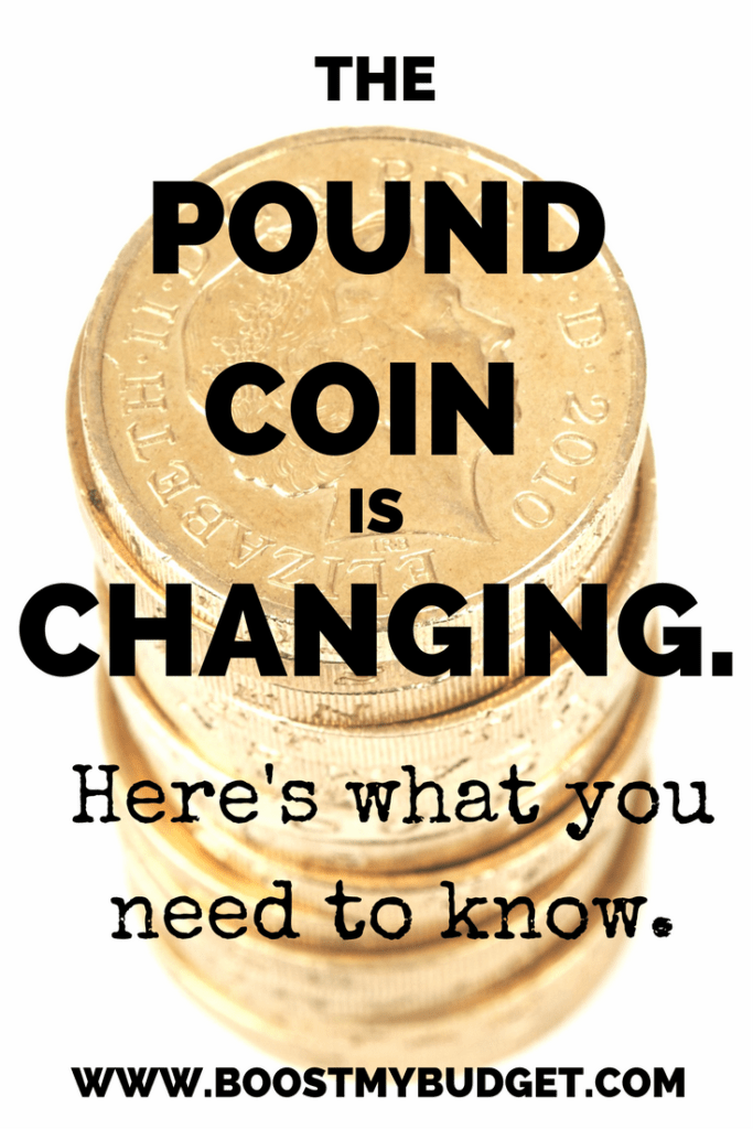 New pound! The pound coin is changing soon. Here's what you need to know.