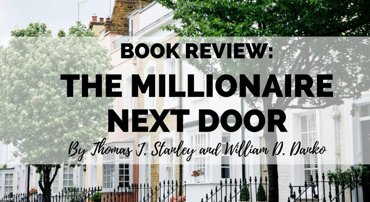 Book Review-The Millionaire Next Door