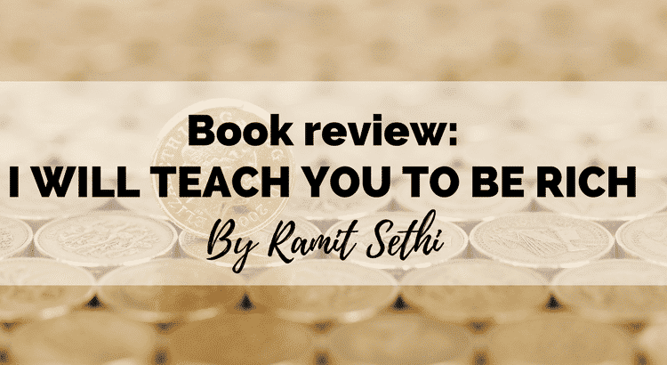 I will teach you to be rich review