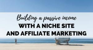 niche website affiliate marketing