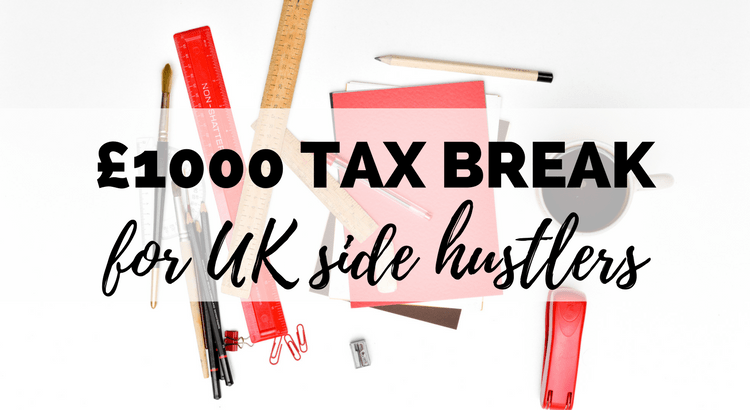 title: new £1000 tax break for side hustlers from April 2017