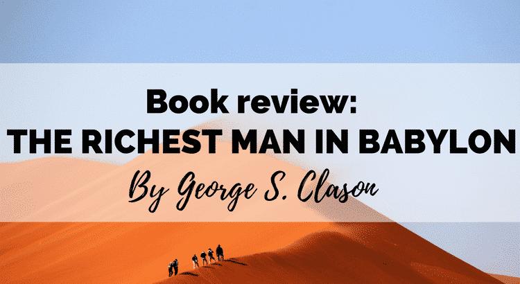 Richest man in Babylon review