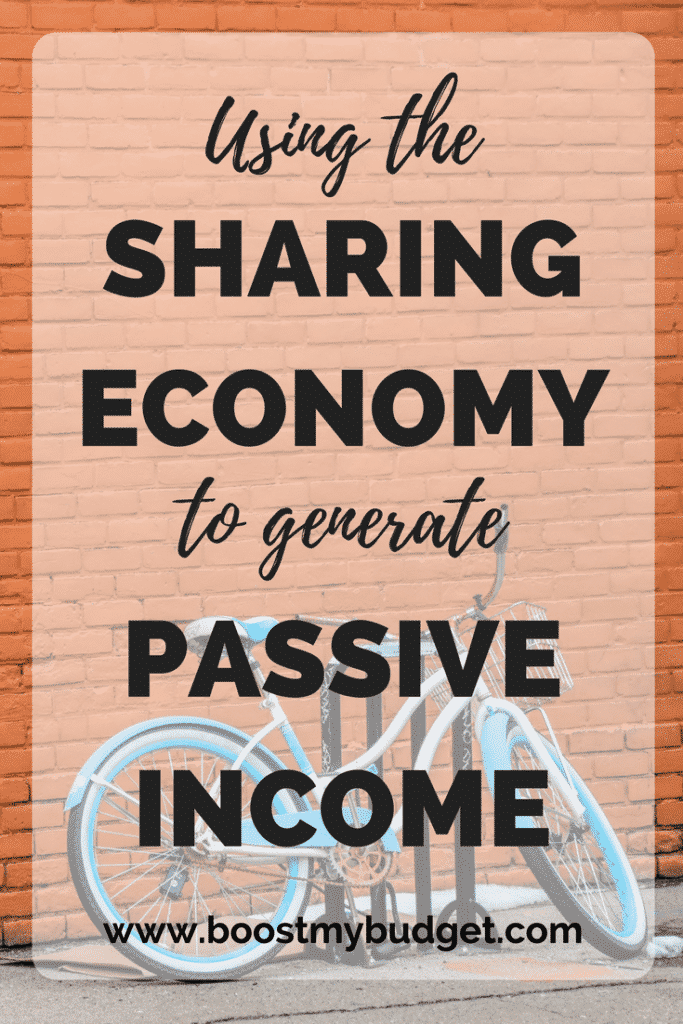 The sharing economy is a way to make easy money from idle items you have sitting around. Want to learn how to make passive income by renting out your spare room, bike, storage space and more? Here are 8 ways to get started!