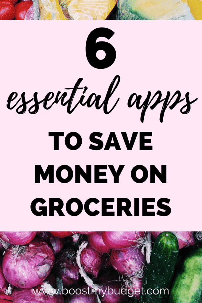 Apps to save money at the supermarket. You can save huge amounts on your weekly shop by downloading these 6 free apps! Sign up today and see how you can save on groceries in a month.