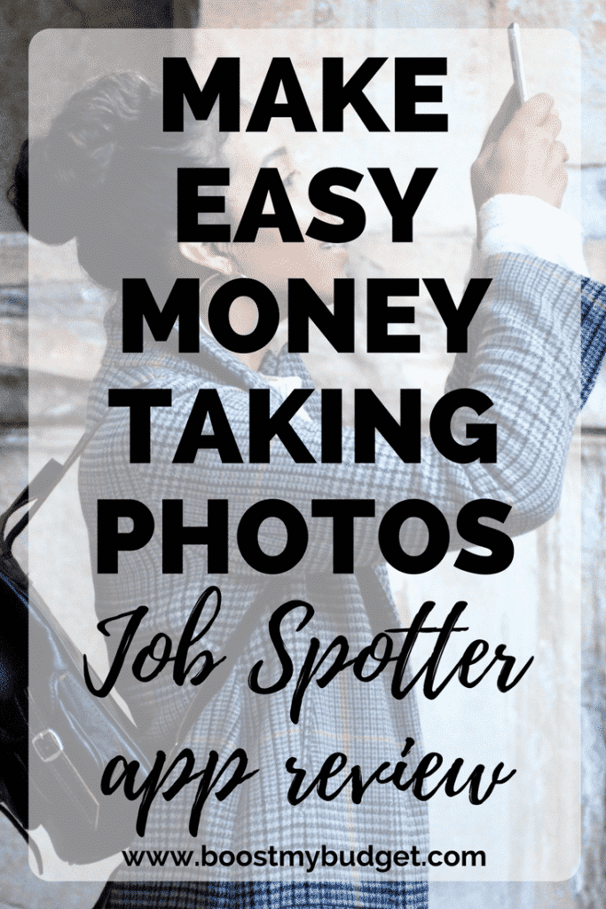 Job Spotter app review! Looking for a way to earn easy extra cash on the go? Job Spotter pays you to take pictures of job hiring signs. So easy to do, and you can earn some nice money! Click through to see how much I made.