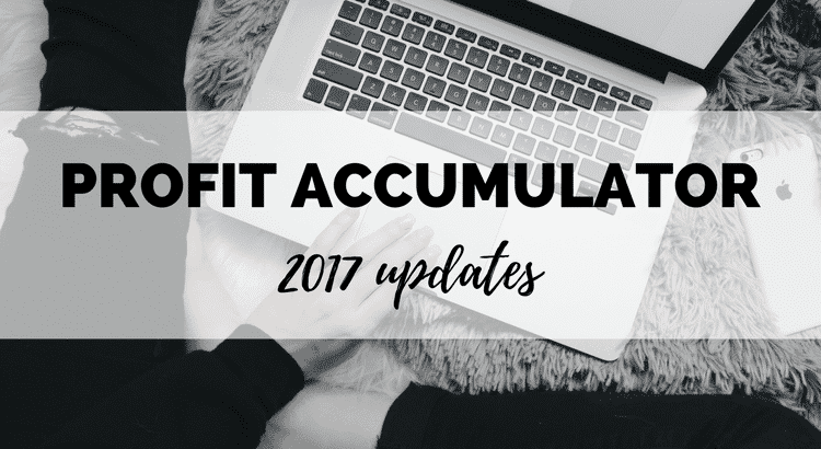 Matched betting is the best way to make money online in the UK! Profit Accumulator has loads of updates for 2017. Here's the run down