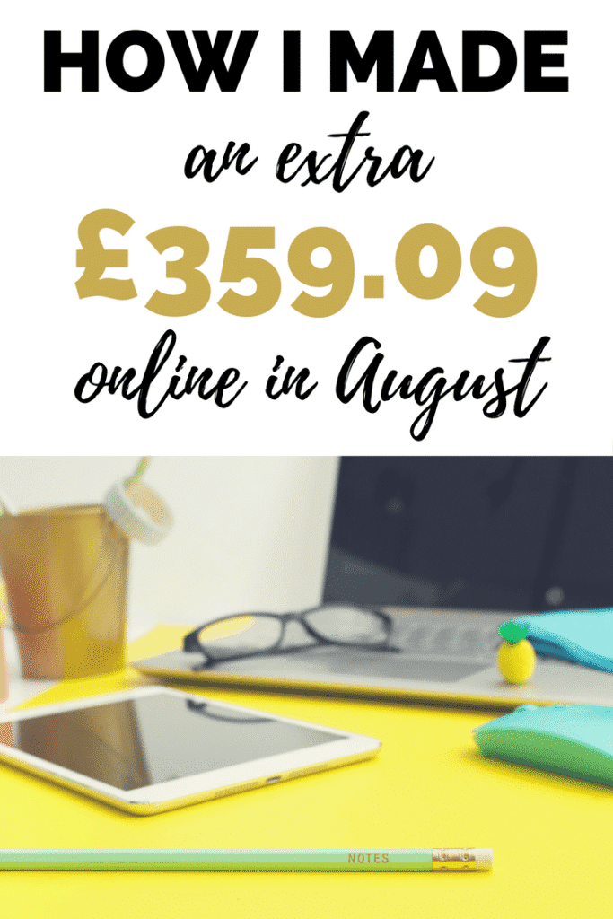 I make extra money online from home! Want to know how? Here's the exact breakdown of how I did it, and how you could do it too! We could also use some extra income!