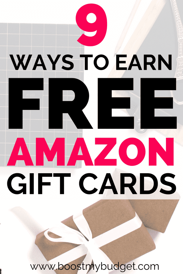 Free gift cards UK! Find out how to earn Amazon gift vouchers online for free. Comes in REALLY useful for Christmas shopping and saving money on birthday presents!