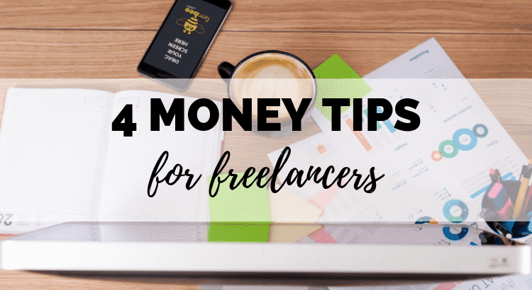 money tips for freelancers