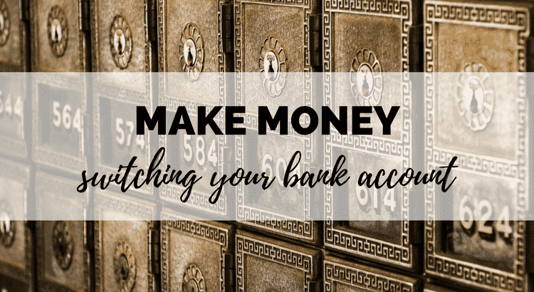 Did you know banks are giving away free money? You can make money easily just by switching your bank account. And you don't even have to lose your current account to do it. Great tips for making money from your bank here!