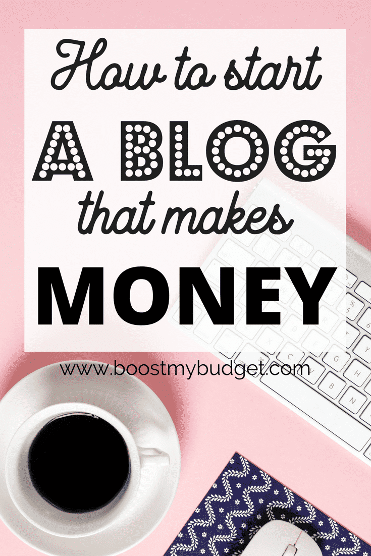 Want to know how to write a blog and make money? This very detailed step by step guide from beginners will teach you everything you need to know to make money blogging, even if you don't have a blog yet!
