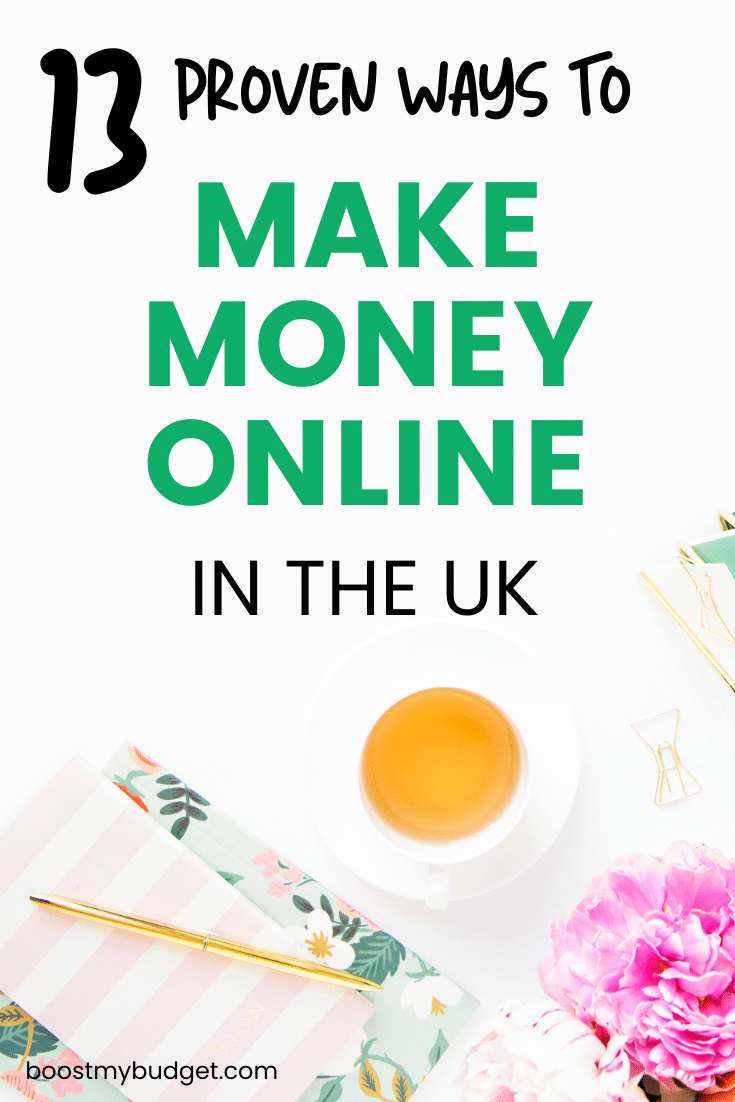 How to make money online for beginners: 13 proven ways that anyone can try!