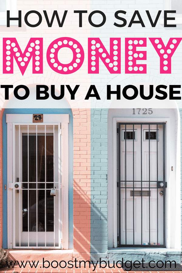 Awesome personal finance hacks to save money to buy your first home! Even in your 20s, you can save more than you think if you follow a few simple tips!