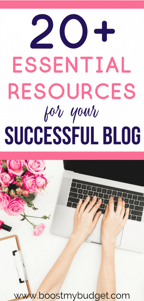 Beginner blogger? Don't waste time figuring things out the hard way. Here are all the best blogging tools, links and resources I WISH I had when I was starting out. Set yourself up for success, save time and start making money with your blog the easy way!