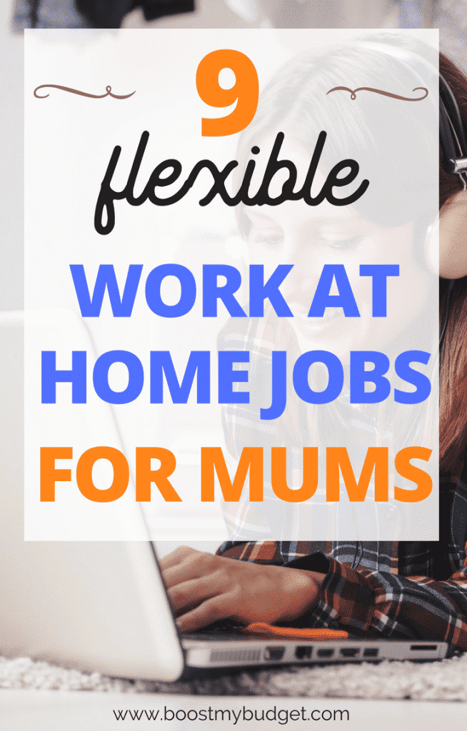 Amazing work at home job ideas in the UK... I already do number 9 to earn extra money and it works!