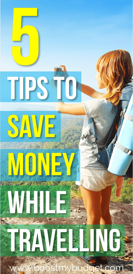 Great tips to save money on travel! Plan the ultimate budget trip with these money saving ideas from a full time backpacker and digital nomad!