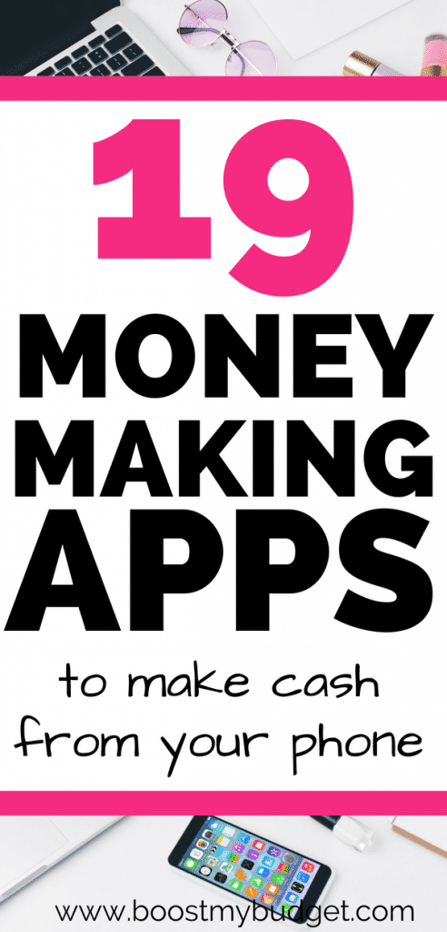 19 Money Making Apps to Earn Cash From Your Phone (2019