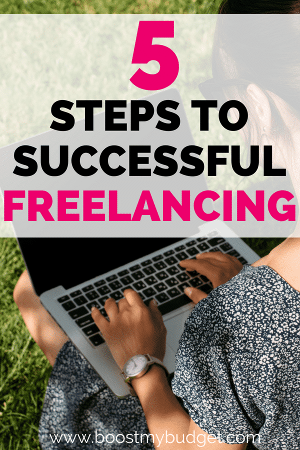 Have you thought about freelancing as a work from home job? There are so many options to start your home business - freelance writing, photography, translator or more. Here are 5 action steps to take to launch your new career and find work!