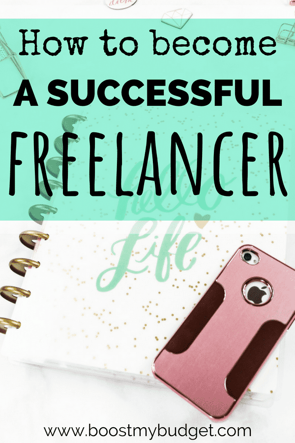 How to become a successful freelance writer in 5 steps, including where to find your first freelance jobs!