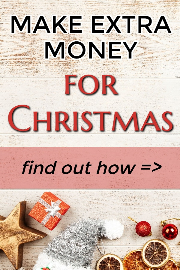 How to make money for Christmas: here are 11 easy ways!