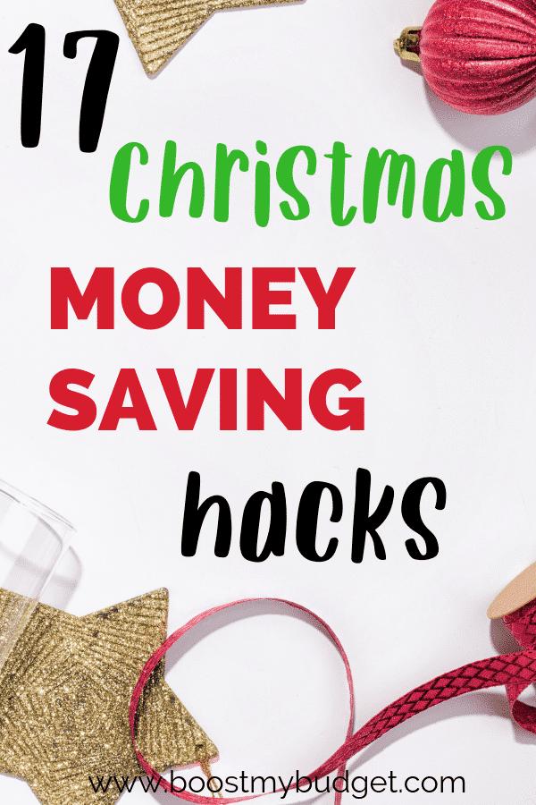 How to do Christmas on a budget: 17 Christmas money saving tips