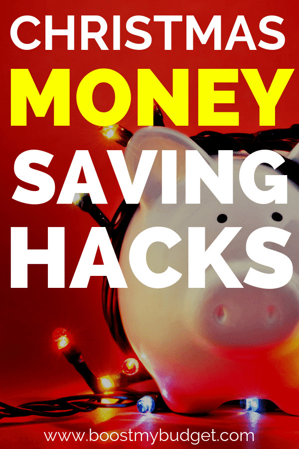 These money saving hacks will save you loads of money on your Christmas shopping!