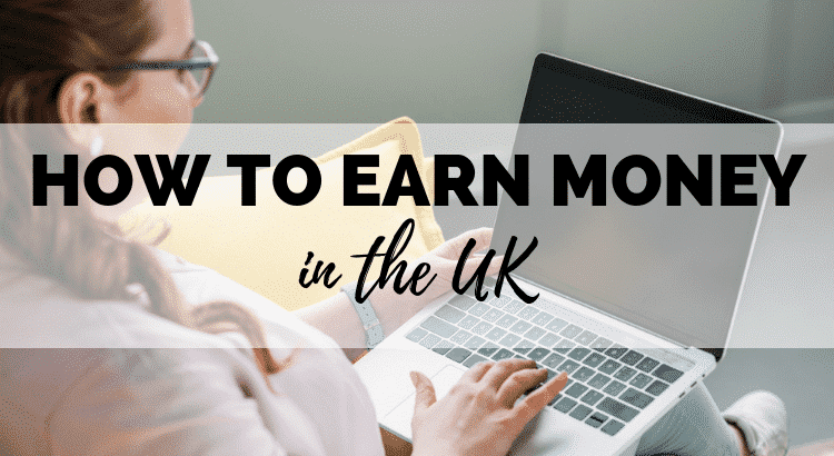 how to earn extra money uk
