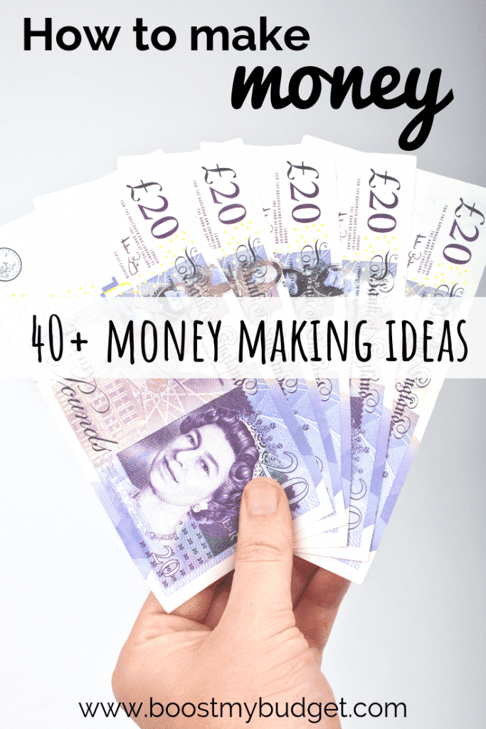 easy ways to make money