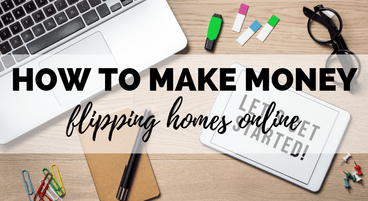 make money flipping homes