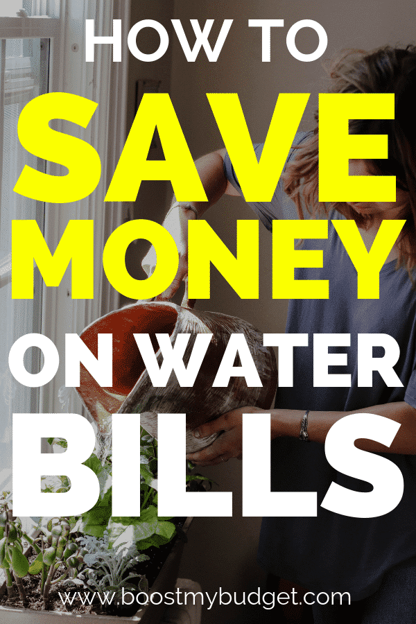 How to save money on your water bills. Do you need to reduce your water bills? Could you save money with a water meter, or perhaps get a reduction on your bills? Click through to see how much you could save!