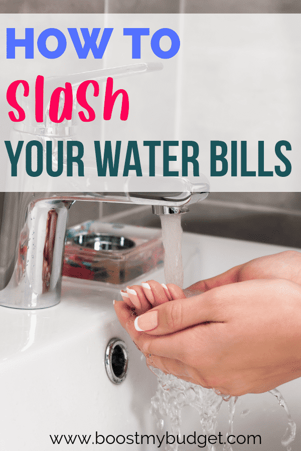 Reduce your water bills! These money saving tips and hacks will help you cut the costs of your monthly bills and free up more money in your budget.
