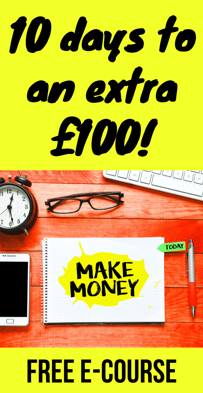 This course is awesome - the exact steps needed to make and extra £100 cash in 10 days! It really works! I learned lots of new ways to make money online :)