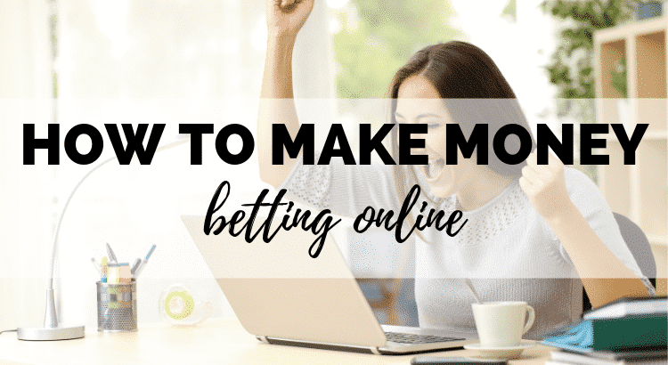 How to Make Money Betting Online - WITHOUT Gambling