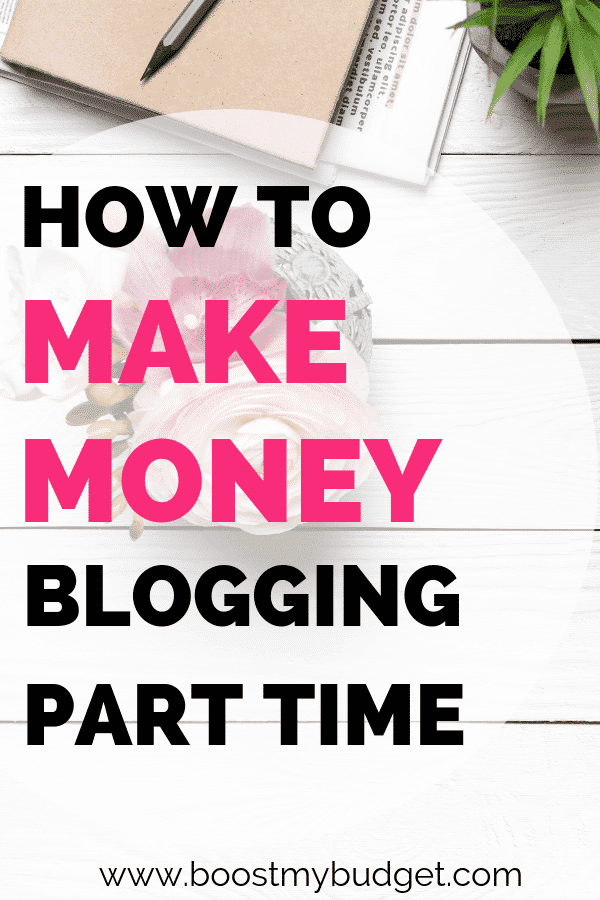 Have you ever thought about making money blogging? In this interview, successful blogger Clare shares how she makes money blogging as a side hustle. She does this part time, alongside a job and family commitments. If she can do it, you can too!
