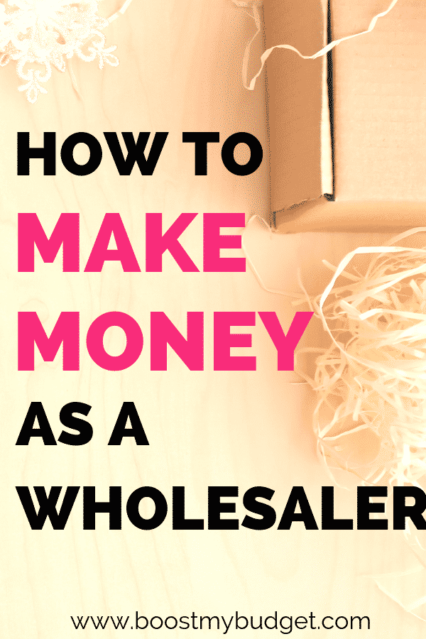 Looking for new home business ideas? Have you considered making money as a wholesaler? Charlotte and her sister set up their import business in their spare time and made an incredible 100k turnover in their first 10 months! Learn how she does it here.