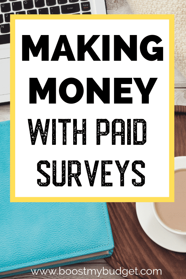 Make money online with paid surveys! Click through to find out the best paying survey site in the UK, and how to start making extra cash with this side hustle today.