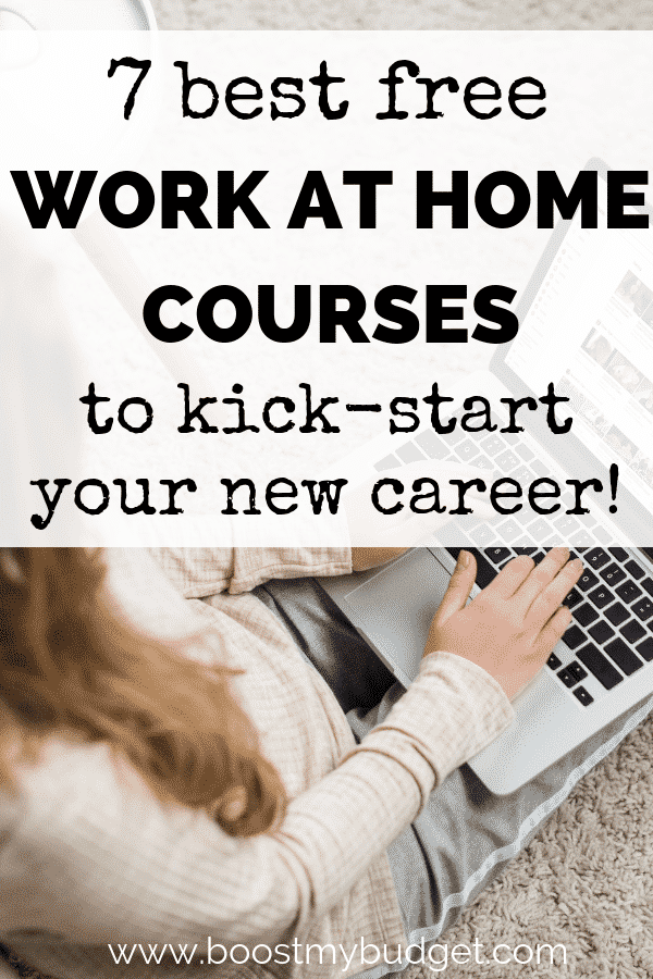 Looking for a new work at home job? Find guidance, training and inspiration with these FREE resources! click through to get started :)