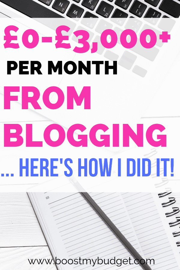 Want to know how to make money blogging? I'm a professional blogger. I made enough money blogging to quit my job after 2 years. I made a lot of mistakes along the way, but in this post I'm sharing my best tips so you can start making money even faster than I did! This is a must-read post for beginners :)