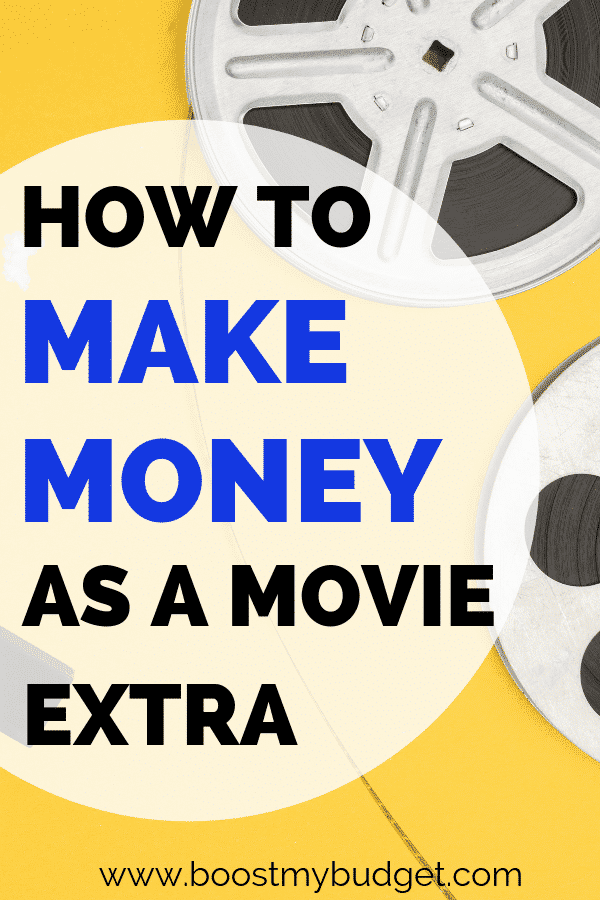 Wondering how to make money as a movie extra? In this case study, Pete shares how to get into this cool and glamorous side hustle, and how much he makes! If you're looking for a fun and different way to earn extra cash, click through to find out more.