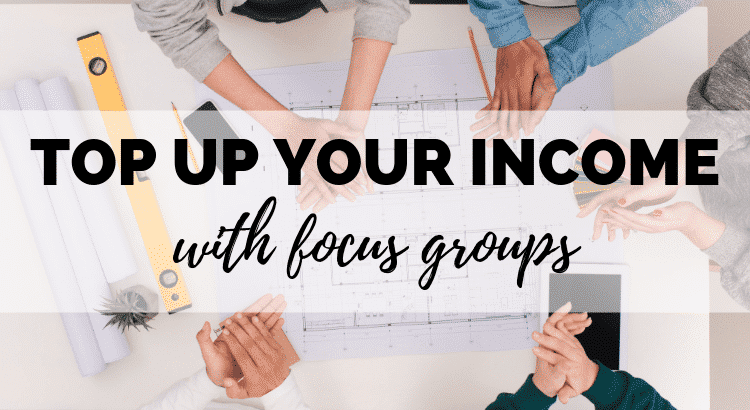 Top Up Your Income With Focus Groups