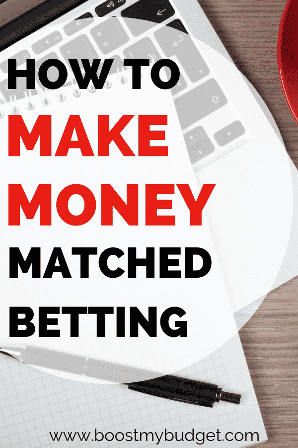 Want to know how to make money from matched betting? Check out Morgan's matched betting story, including how she makes up to £750 a month online from home! This is such a great way to make money online in the UK!