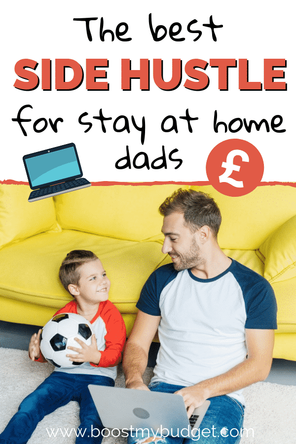 Are you a stay at home dad who wants to earn extra money around your children? Matched betting is the perfect side hustle idea for stay at home dads in the UK! Totally flexible, you can do it day or night online from your computer. Click through to learn more!
