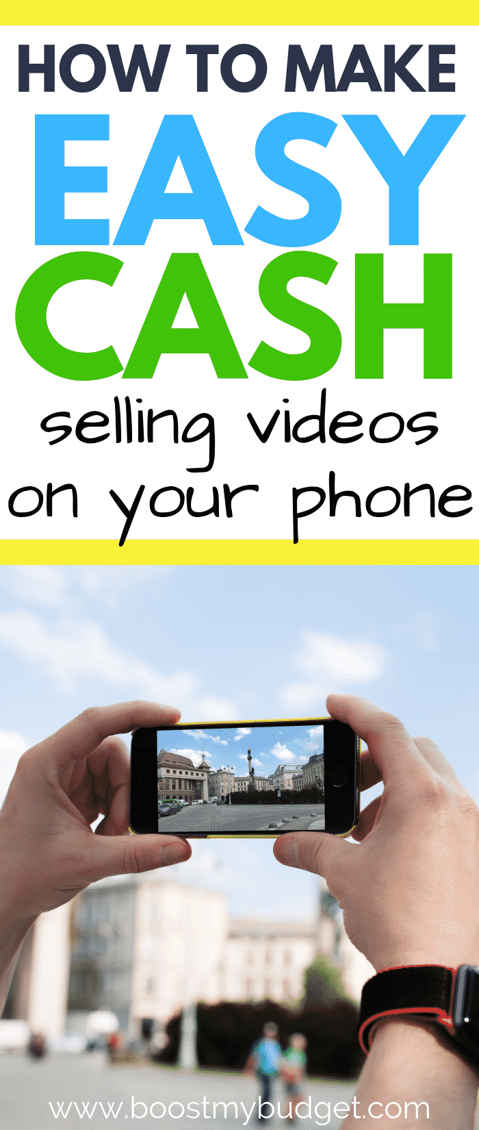 Do you take funny videos on your phone? You can upload them to this website to make money if they go viral! Learn more here!