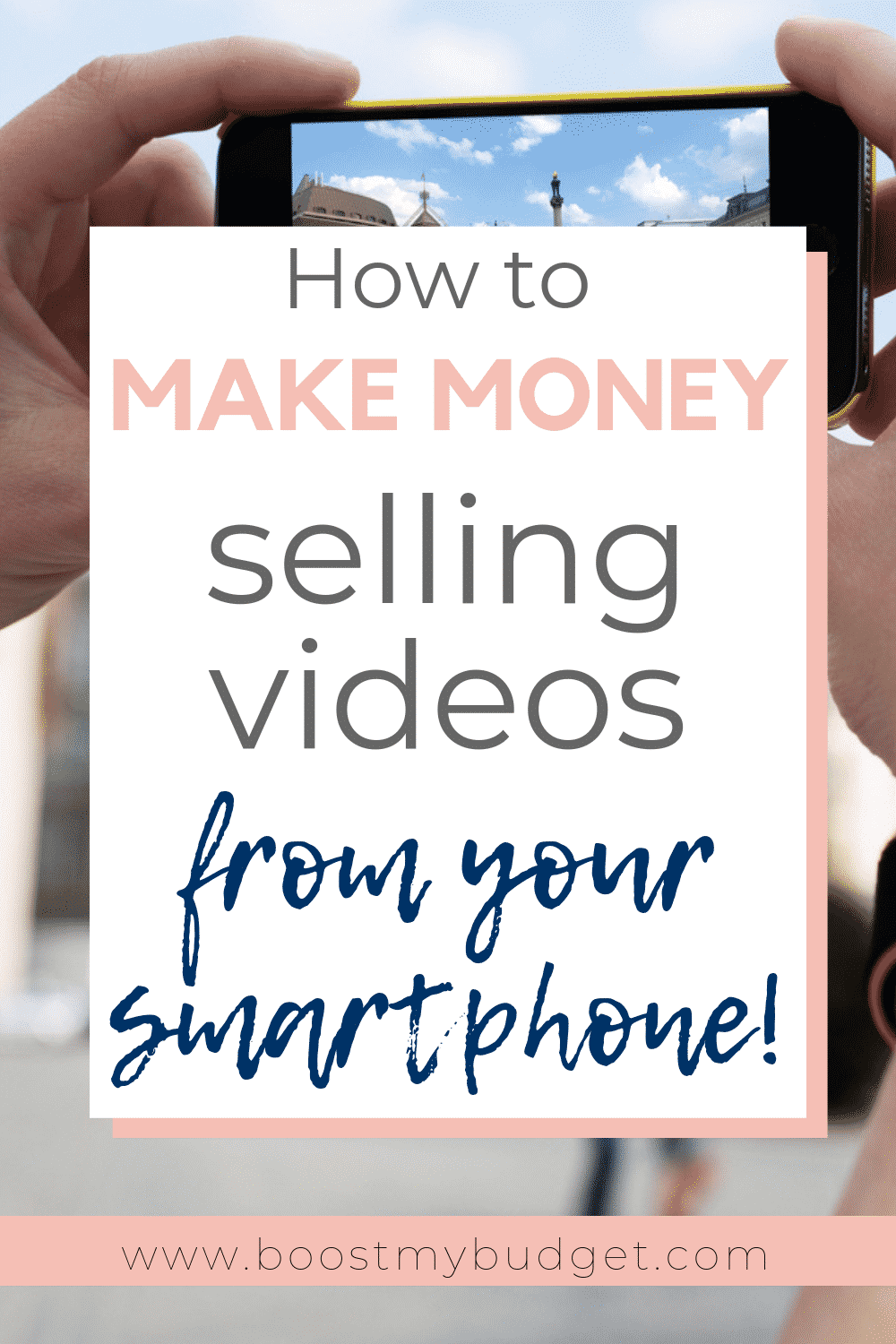 Learn how to make money selling funny viral videos straight from your smartphone! Learn which sites to upload your videos to to make money here,