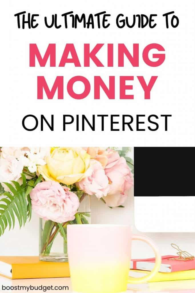 The ultimate guide to making money on Pinterest with affiliate marketing