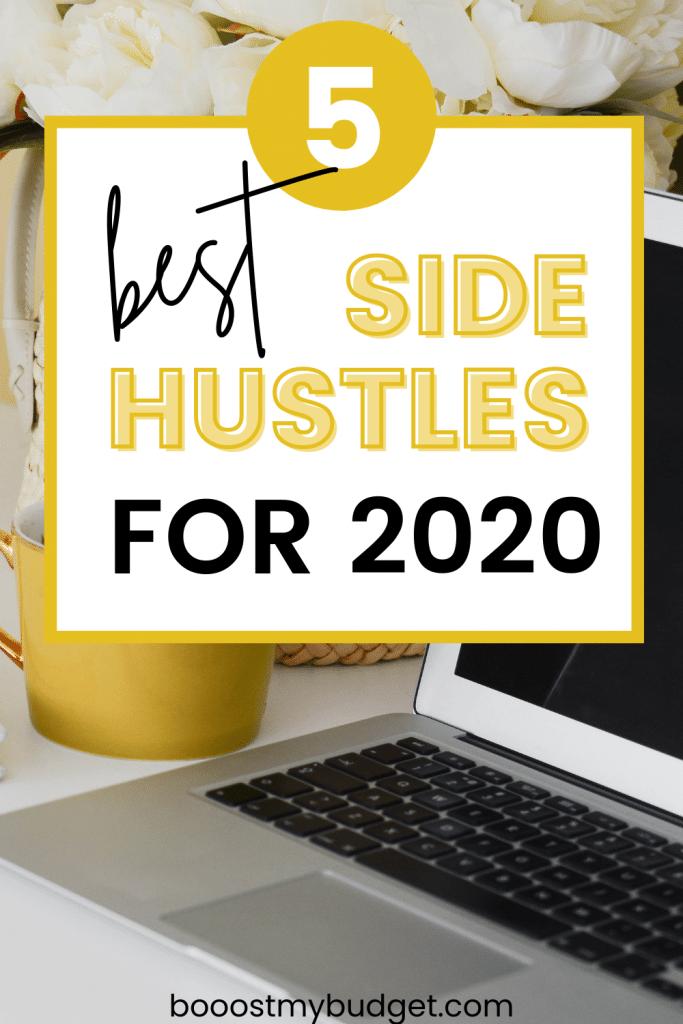 best side hustles of 2020