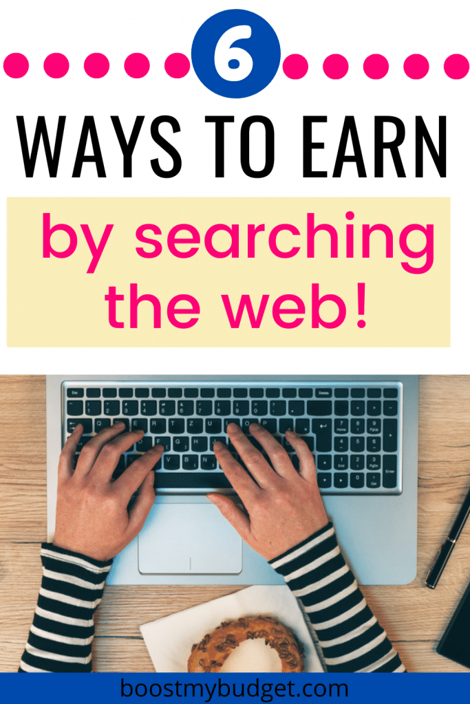 Wondering how to get paid by search engines? All the answers are in this post... there are some suprising ways to earn!